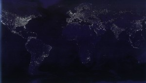 World_Light_Night